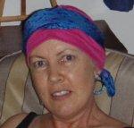 Turban with scarf